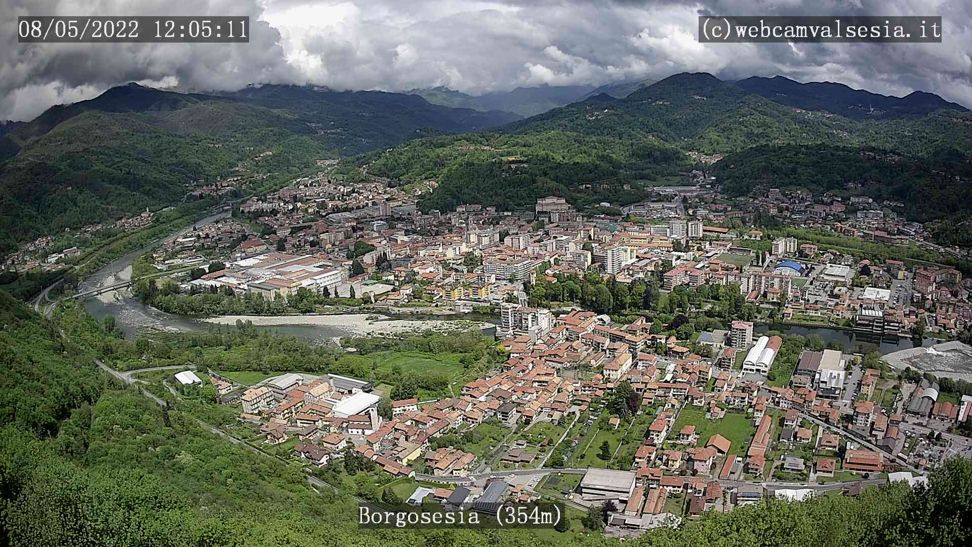 webcam valsesia Borgosesia2