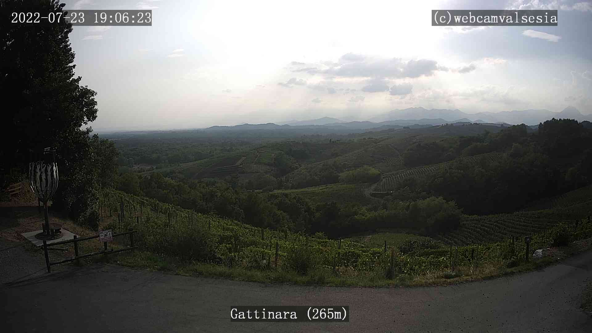 webcam valsesia Gattinara 2
