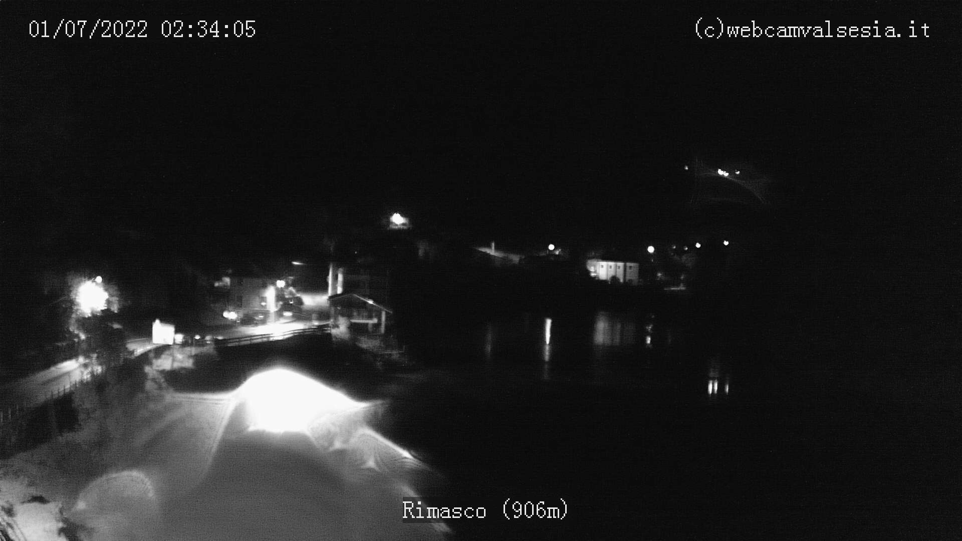 Webcam Alpe Campo Rimasco