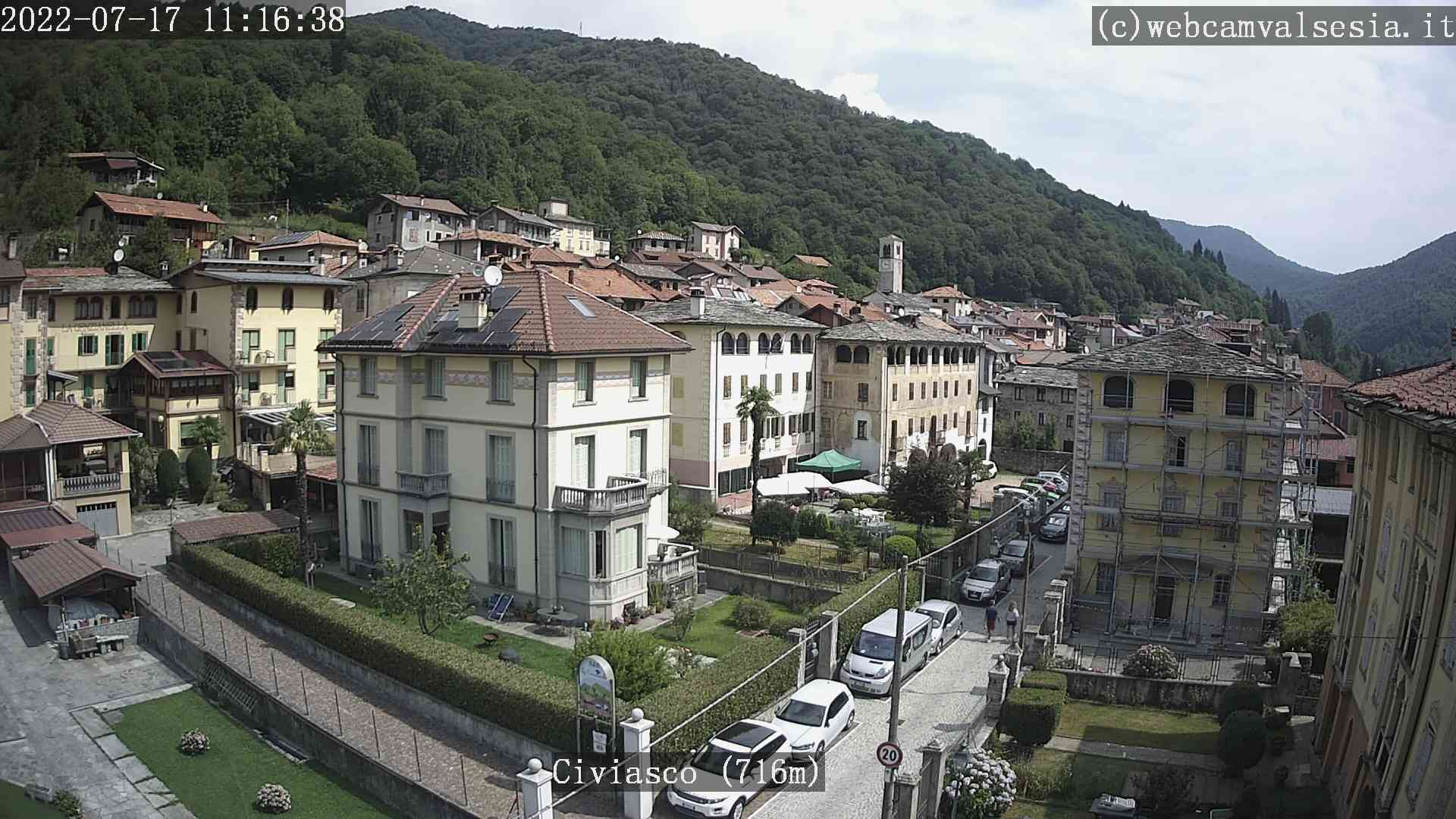 webcam valsesia Civiasco