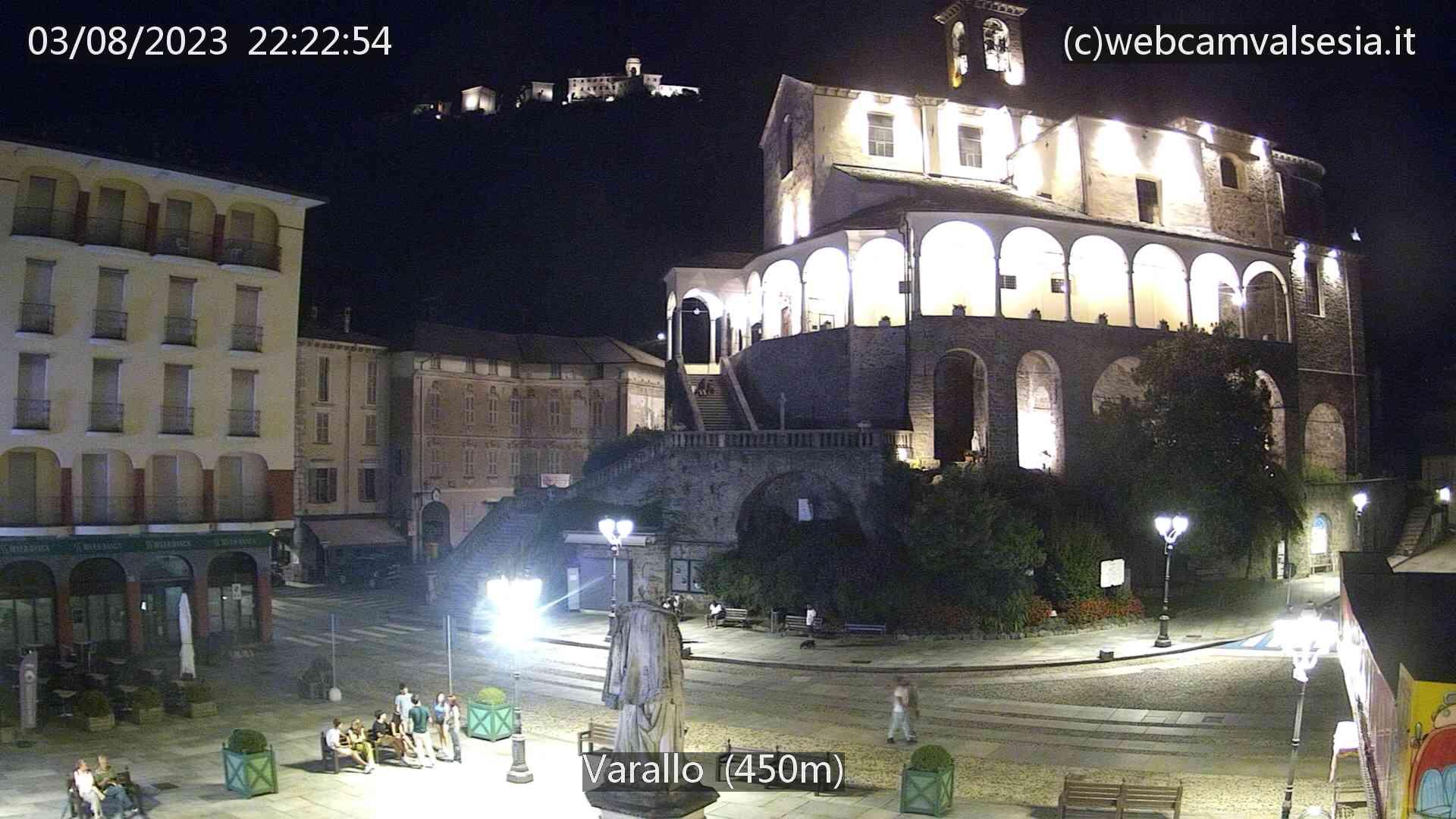 webcam valsesia Varallo 2